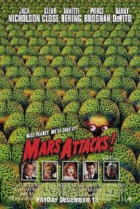Марс атакует / Mars Attacks