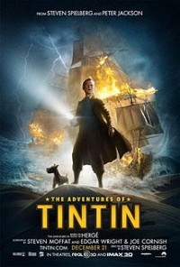 Приключения Тинтина: Тайна Единорога / Adventures of Tintin