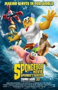 Губка Боб в 3D / SpongeBob Movie: Sponge Out of Water